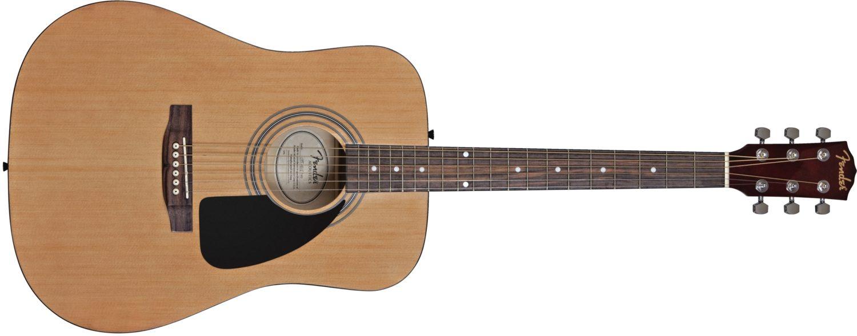 fender fa 100 acoustic pack dietze music. Black Bedroom Furniture Sets. Home Design Ideas