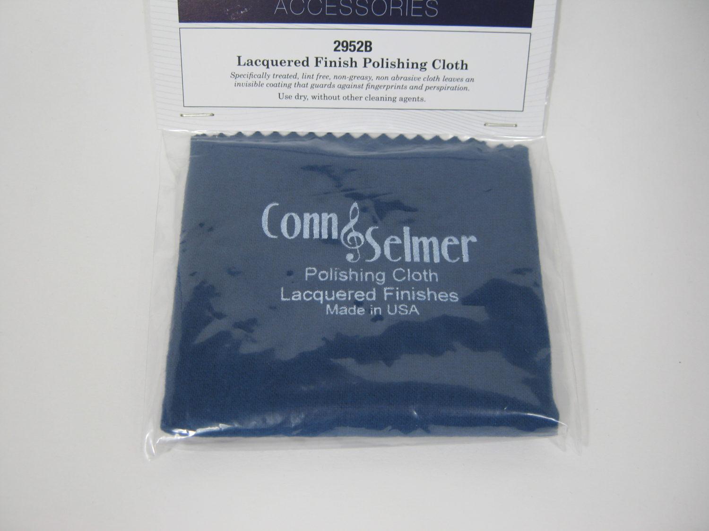 Conn Selmer Lacquered Finish Polishing Cloth