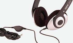 Headphone output