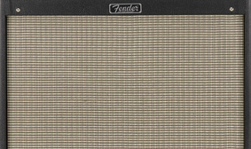 Lightly Aged Grille Cloth