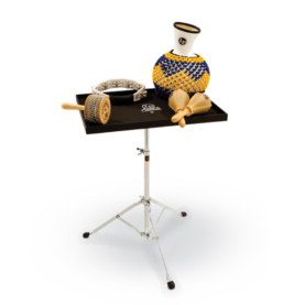 a toy figurine on a table