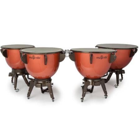 a set of drums