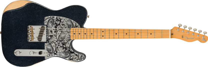 a guitar and a guitar