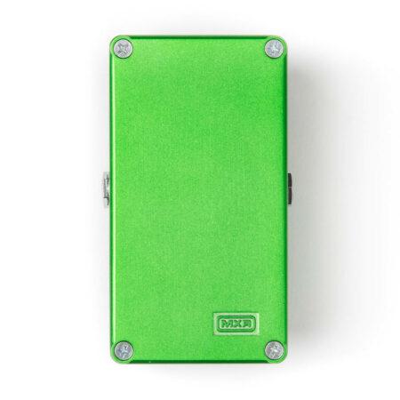a green rectangular object