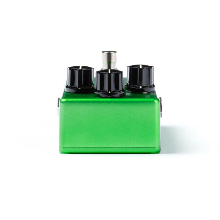 a green and black camera
