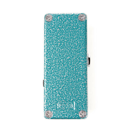 a green and blue case