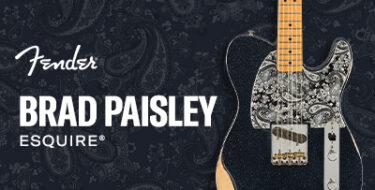 Fender BRAD PAISLEY ESQUIRE