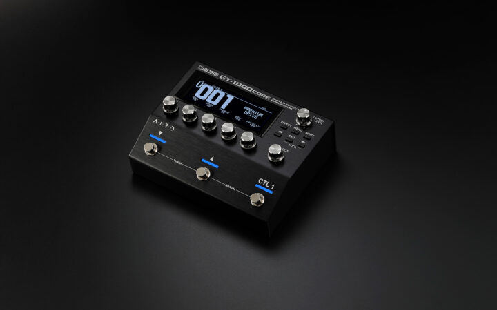a black rectangular electronic device
