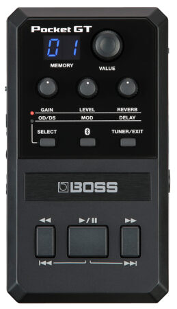 a close up of a black device