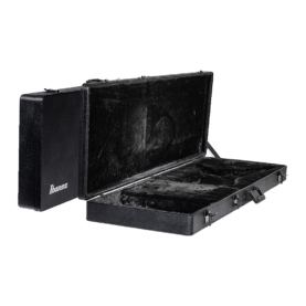 a black and white photo of a metal box with a metal lid