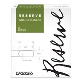 RESERVE Alto Saxophone 10 REEDS -1987- DAddario Reserve
